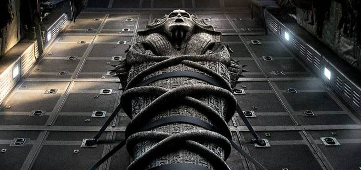 The Mummy Reboot Rilis Poster dan Teaser Trailer