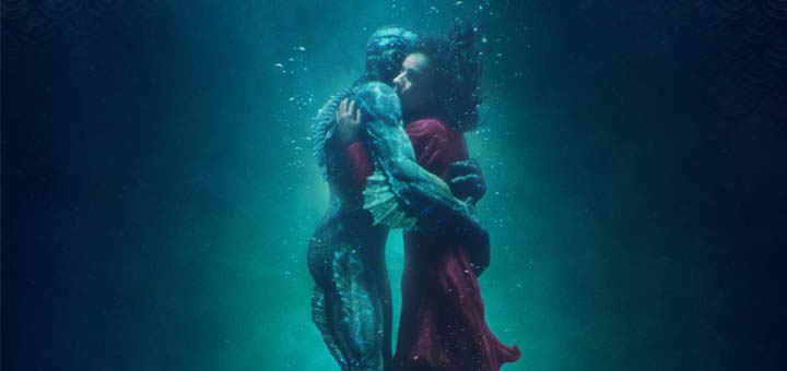 Ini Film Terbaru Guillermo del Toro, The Shape of Water