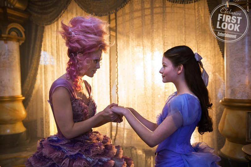 Film Disney Terbaru: Keira Knightley sebagai Sugar Plum Fairy di The Nutcracker and the Four Realms (Entertainment Weekly)