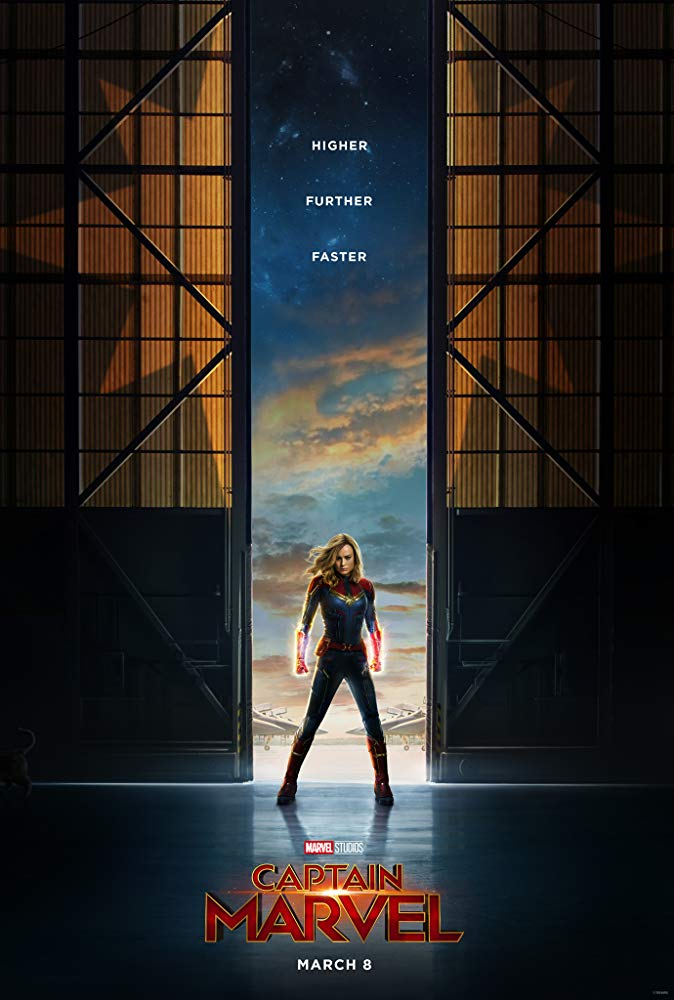 Poster Captain Marvel