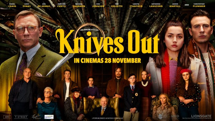 Poster Film Knives Out