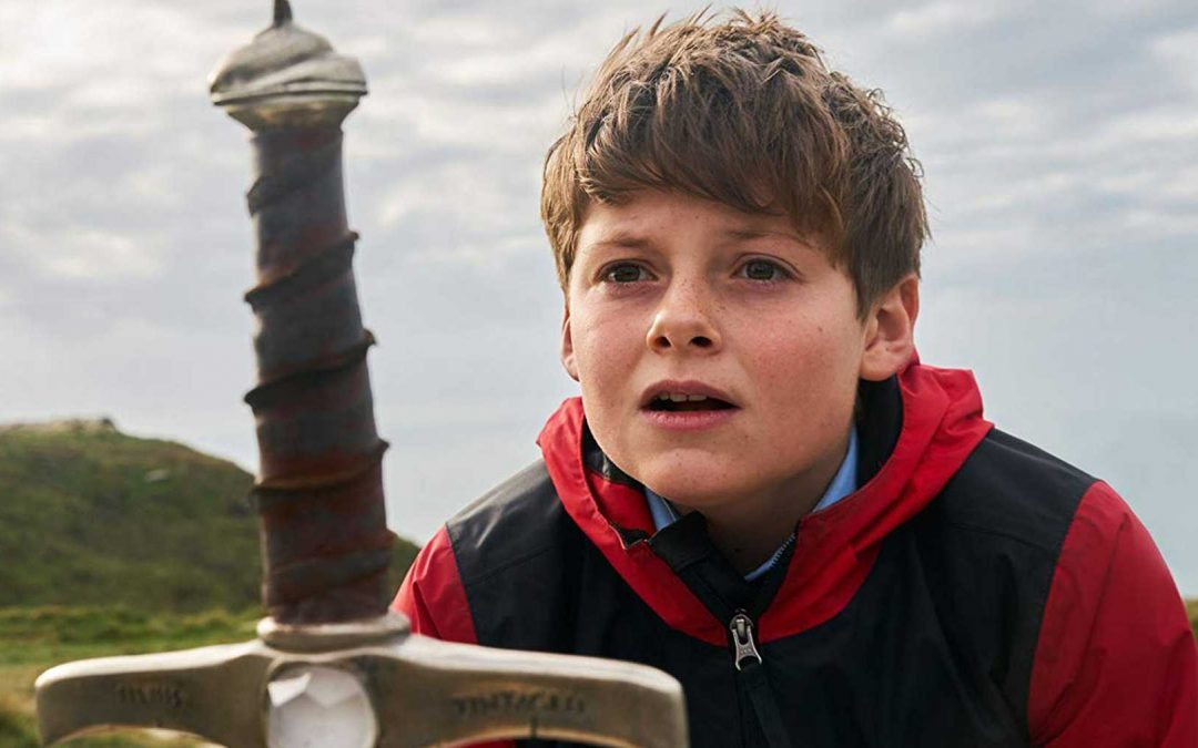 Review Film The Kid Who Would be King